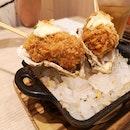 Oyster Skewer (RM6.90 Each)