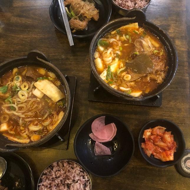 Pork & Beef Stew