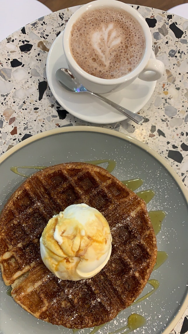 Superbly Delicious Waffles