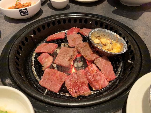 Japanese Wagyu Buffet   $84.90++