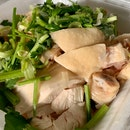1/2 Steamed Chicken | $12.00