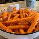 Sweet Potato Fries | $9.50