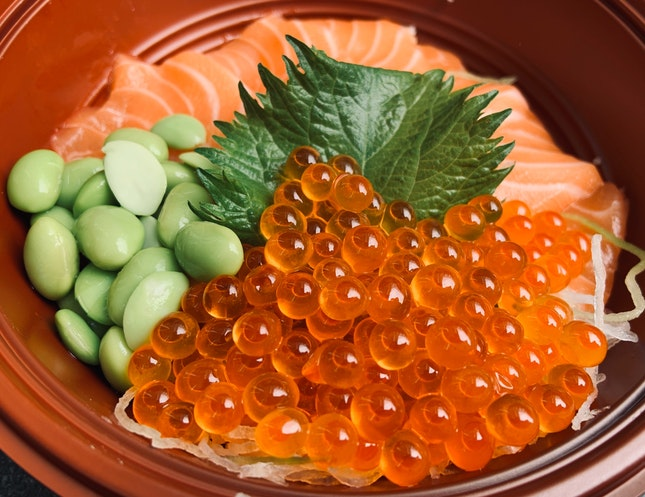 Salmon Ikura Don | $9.79