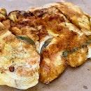Oyster Omelette | $8
