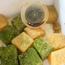 Mixed Warabi Mochi | $9.90