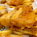 Classic Fish & Chips (Sea Bass) | $14.40