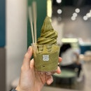Hojicha Soft Serve Ice Cream (Cup) | $5.90