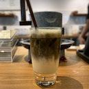 Houjicha Latte | $5.80