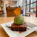 Fudgy Chocolate Brownie | $12.80