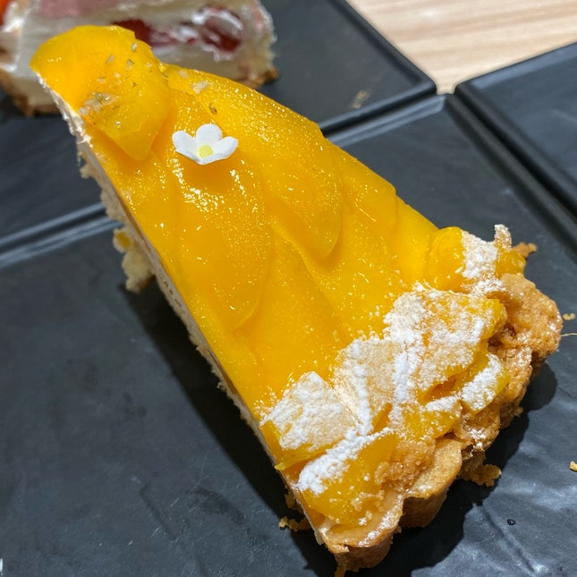 Mango Tart | $8.90