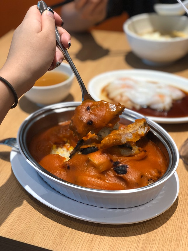 HO MEI HONG KONG FOOD
