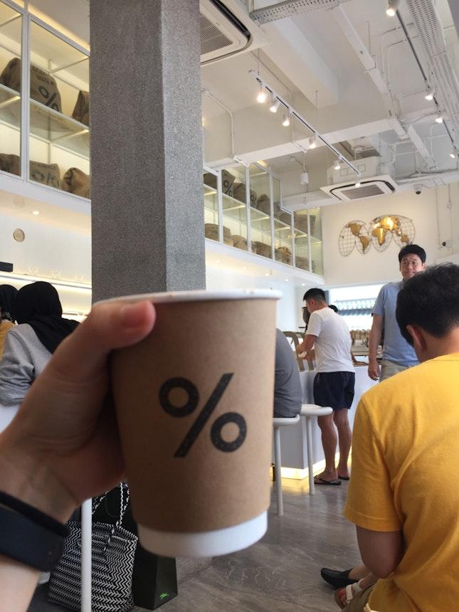 Cafe Latte Blend L ($8)
