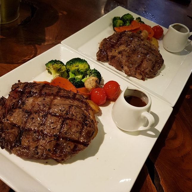 A* Steak