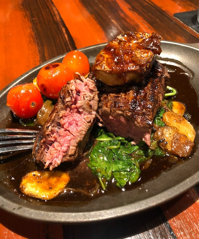 Woodfired-Grilled Tenderloin