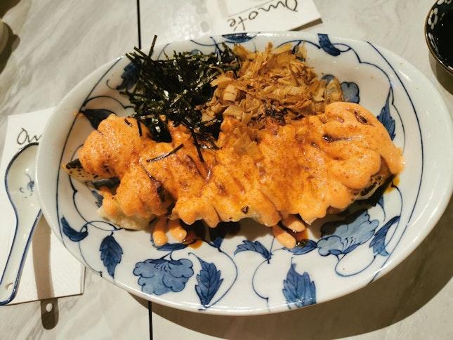 Sushi, Sashimi And Dons