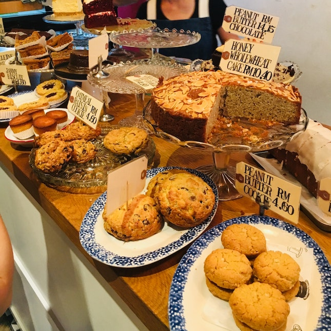 Cakes, Cookies And Tarts!