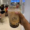 Brown Sugar Milk Tea With Pearl