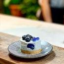 Blue Fairy Cheesecake.