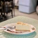 Blossom Lychee Cheesecake.
