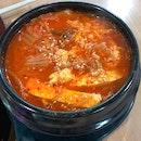 Kimchi Soup (Pork) - $8