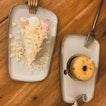 Yuzu Raspberry Cake & Earl Grey Passionfruit Entremet
