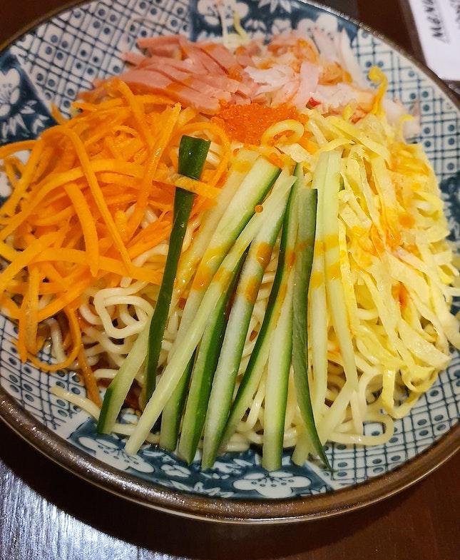 Hiyashi Chuka Ramen [spicy]