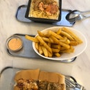 Seafood Roll Roll + Seafood Roll Pasta