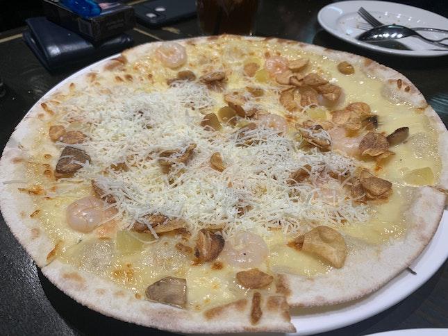 Pasta > Pizza