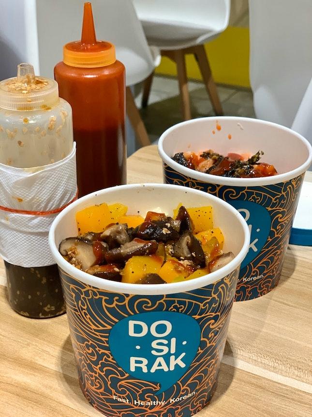 delicious & filling HEALTHY bowl
