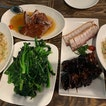 Char Siew, Roasted Pork, Duck, Stir Fried Kailan, Sambal Fried Rice And Yang Chow Fried Rice