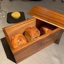 House-made Potato Bread