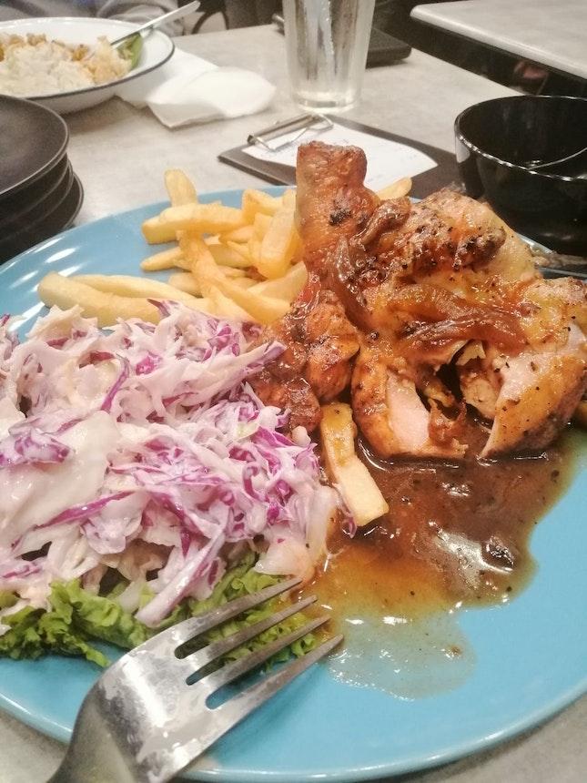 Chicken Iz Gainz