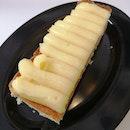 Sourdough dessert