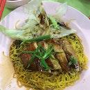 Upp Cross St Soya Sauce Chicken Noodle & Rice