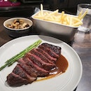 Juicy and Flavourful Steak! Not to be missed.