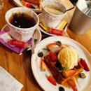 Waffle Set + Chamomile Dreams / Earl Grey Lavender