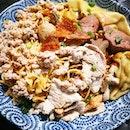 🇸🇬 Hill Street Tai Hwa Pork Noodle, Crawford Lane.