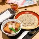 Beef Tsukune Soba