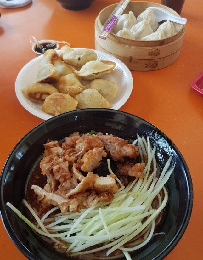 Cheap And Good La Mian, Xiao Long Bao And Guo Tie! 🤤