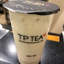Taro Green Tea Latte