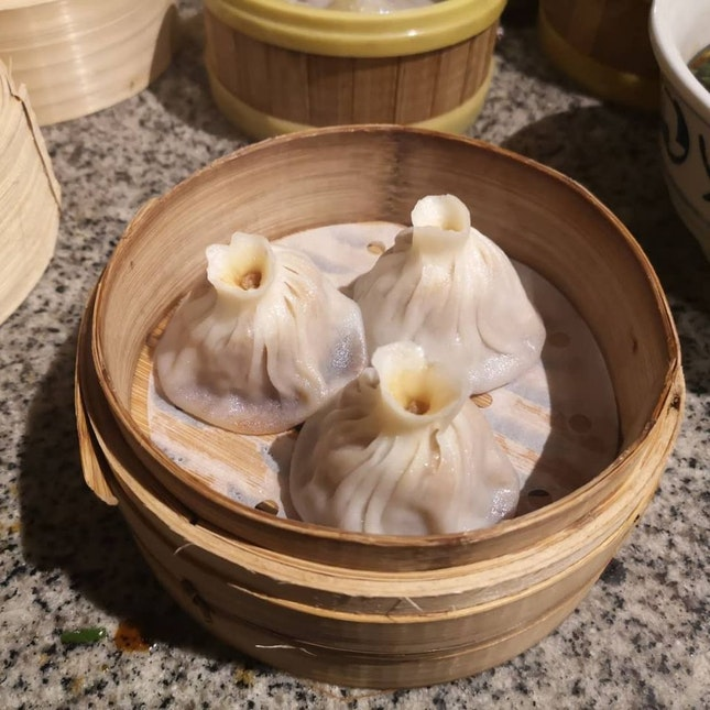 Duck Xiao Long Bao