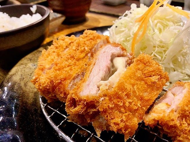 Tonkatsu by Ma Maison at Westgate is a small Japanese eatery known for their Tonkatsu.