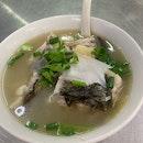 Best Fish Head Noodle