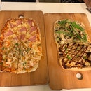 Rectangle Pizzas!