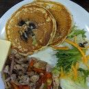 Pancakes + Western Food