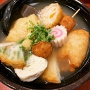 Oden is my favourite comfort food and Sakuraya now has it on their limited-time menu!