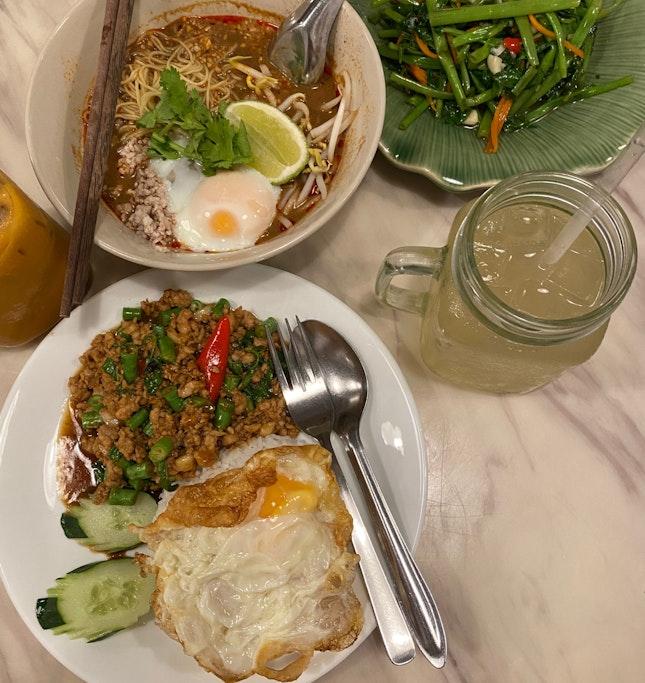 Authentic Thai Food