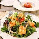 Warm Shrimp $26