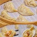 Steamed Shrimp &Pork Dumplings 虾肉蒸饺(6pcs) $8.8