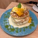 4 piece Mango MilleFeuille Pancake [$14.40]